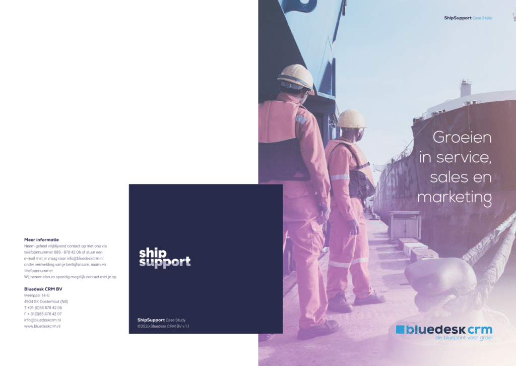 Case studie ShipSupport