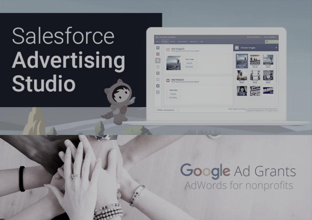 Advertising studio en Google Grants